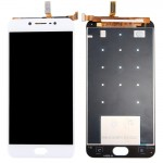 iPartsBuy Vivo Y67 LCD Screen + Touch Screen Digitizer Assembly(White)