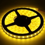 Casing Waterproof Yellow LED 5050 SMD Rope Light, 60 LED/M, Length: 5M