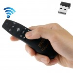 2.4G Wireless Presenter Laser Pointer Fly Mouse Rii Professional Air Mouse R900 for HTPC / Android TV BOX / PS3 / XBOX360 / Tabl