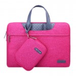 13.3 inch Cartinoe Business Series Exquisite Zipper Portable Handheld Laptop Bag with Independent Power Package for MacBook, Len