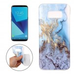 For Samsung Galaxy S8 Marble Pattern Soft TPU Protective Case, Small Quantity Recommended Before Samsung Galaxy S8 Launching