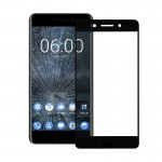 iPartsBuy for Nokia 6 Front Screen Outer Glass Lens(Black)