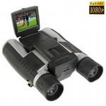 2.0 inch TFT LCD 5MP 12 x 32 Zoom Telescope Binocular Digital Camera(Black)