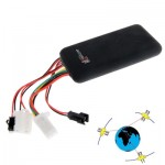 Traceur GPS Voiture Pratique GPS / GSM / GPRS Tracker Véhicule Localisateur de Localiser Track Monitor Tracking Device - Wewoo