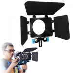 V-Matte Box, Flexible light Shaping