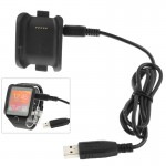 Charger Cradle Charging Dock For Samsung GALAXY Gear V700 Smart Watch(Black)