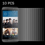 10 PCS for HTC One M9 0.26mm 9H Surface Hardness 2.5D Explosion-proof Tempered Glass Screen Film