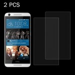 2 PCS for HTC Desire 626 0.26mm 9H Surface Hardness 2.5D Explosion-proof Tempered Glass Screen Film