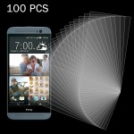 100 PCS for HTC One E8 0.26mm 9H Surface Hardness 2.5D Explosion-proof Tempered Glass Screen Film