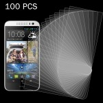 100 PCS for HTC Desire 616 / D616W 0.26mm 9H Surface Hardness 2.5D Explosion-proof Tempered Glass Screen Film