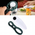 Automatic Electric Can Opener Bottle Opener