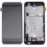 iPartsBuy for HTC Desire 620 Original LCD Screen + Touch Screen Digitizer Assembly with Frame(Black)