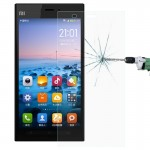 Xiaomi MI3 0.26mm 9H+ Surface Hardness 2.5D Explosion-proof Tempered Glass Film