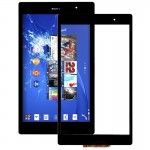 iPartsBuy Touch Screen Replacement for Sony Xperia Z3 Tablet Compact / SGP612 / SGP621 / SGP641(Black)