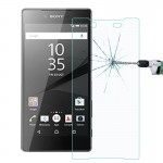 For Sony Xperia Z5 Premium / Z5 Plus 0.26mm 9H+ Surface Hardness 2.5D Explosion-proof Tempered Glass Film