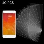 10 PCS Xiaomi Mi 4 0.26mm 9H Surface Hardness 2.5D Explosion-proof Tempered Glass Screen Film