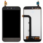 iPartsBuy LCD Screen + Touch Screen Digitizer Assembly Replacement for Asus Live / G500TG(Black)