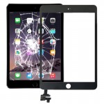 Touch Panel + IC Chip for iPad mini 3(Black)
