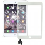 Touch Panel + IC Chip for iPad mini 3(White)