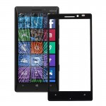 iPartsBuy for Nokia Lumia 930 Front Screen Outer Glass Lens(Black)