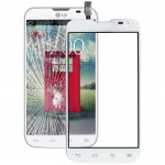 Touch Screen Digitizer Part for LG L70 / Dual D325(White)