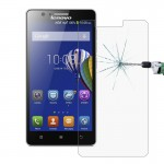 0.26mm 9H+ Surface Hardness 2.5D Explosion-proof Tempered Glass Film for Lenovo A536