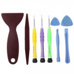 9 in 1 Opening Tools for iPhone 5 & 5S & 5C / iPhone 4 & 4S / 3G / 3GS / iPad