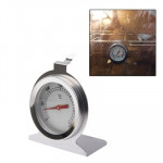 Stainless Steel Oven Thermometer (0~300℃)(Silver)
