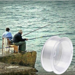 100m Extra Strong 3.0# 0.28mm 7.2kg Dedicated to the River Fishing Falcon Fishing Line (White)