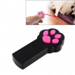 Cute & Funny Claw Beam Interactive Laser Pointer Pet Cat Dog Amusement Toy Tease Cats Toys, Random Color Delivery