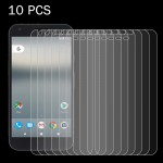 10 PCS for Google Pixel XL 0.26mm 9H Surface Hardness 2.5D Explosion-proof Tempered Glass Screen Film