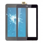 iPartsBuy Touch Screen for Dell Venue 7 3730 Tablet(Black)