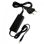 EU Plug AC Adapter 19V 4.74A 90W for Samsung Notebook, Output Tips: 5.0 x 1.0mm (Original Version)(Black)