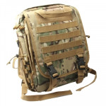 14 inch Camouflage Style Portable Dual Layered Leisure Laptop Notebook Bag with Shoulder Strap