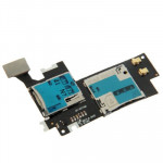 Replacement Mobile Phone High Quality Card Flex Cable for Samsung Galaxy Note II / N7100