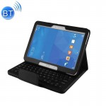 For Samsung Galaxy Tab 4 10.1 / T530 Separable Litchi Texture Horizontal Flip Leather Case + Bluetooth Keyboard with Holder & Se