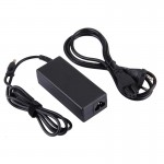 AC Adapter 18.5V 3.5A 65W for HP Notebook, Output Tips: 4.8 x 1.7mm(Black)