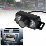 7 LED IR Infrared Waterproof Night Vision Wireless Short Lens DVD Rear View With Scaleplate , Support Installed in Car DVD Navig