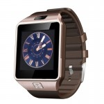 DZ09 1.56 inch Screen Bluetooth 3.0 Android 4.1 OS Above Smart Watch Phone with Bluetooth Call & Call Reminder & Sleep Monitor &
