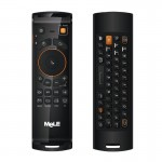Mele F10 Deluxe 2.4GHz Fly Air Mouse Wireless QWERTY Keyboard Remote Control with IR Learning Function for Android TV Box / Note