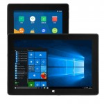 Tablette Tactile Dual OS, 10 pouces, 2 Go + 32 Go, Windows 10 et Android 5.1, Intel Cherry Trail Z8350 Quad-Core 1,84 GHz, OT...