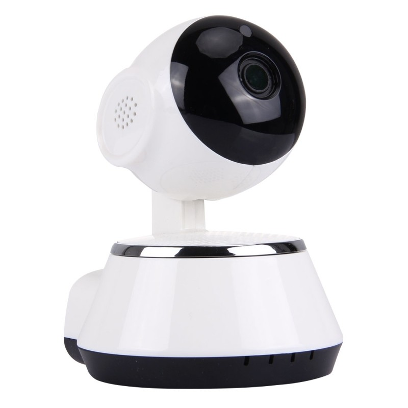 V380 HD 720P 1 0MP 360 Degree Rotatable AP Hotspot Connection IP Camera  Wireless WiFi Smart Security Camera, Support Monitor Det