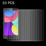10 PCS Lenovo A2010 0.26mm 9H Surface Hardness 2.5D Explosion-proof Tempered Glass Screen Film