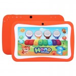 Tablette enfant Enfants Education Tablet PC, 7.0 pouces, 512 Mo + 8 Go, Android 5.1 RK3126 Quad Core 1,3 GHz, WiFi, carte TF ...