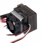 Pour RC 1:10 Car HSP Upgrade 320A ESC + 5V Fan Bidirectionnel - Wewoo