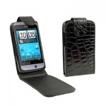 High Quality Leather Case for HTC G15 / Salsa (C510e)