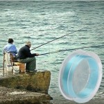 100m Extra Strong 3.5# 0.30mm 9.9kg Power USA Fishing Line (Baby Blue)