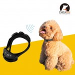 PD258 Automatic Anti Barking Collar Pet Training Control System for Dogs, S Size(Black)