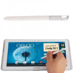 Smart Pressure Sensitive S Pen / Stylus Pen for Samsung Galaxy Note 10.1 / N8000 / N8010 (White)
