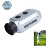 Digital 7x Golf Telescope / Digital Measuring Instrument with Padded Case